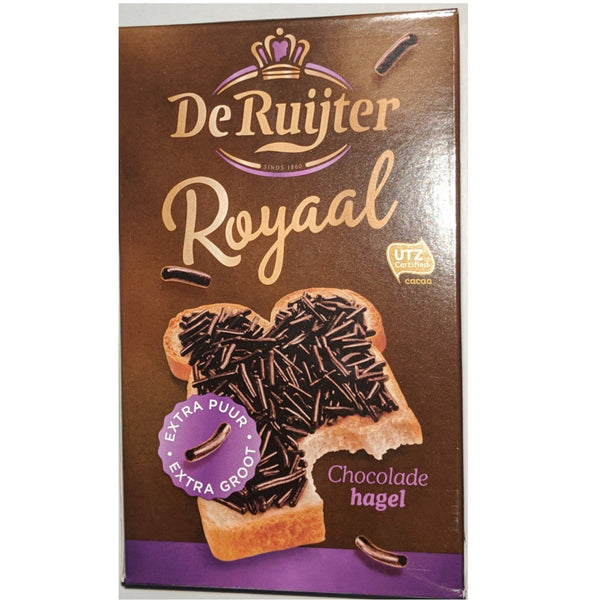 DeRuijter Royal Extra Dark Hail 380G