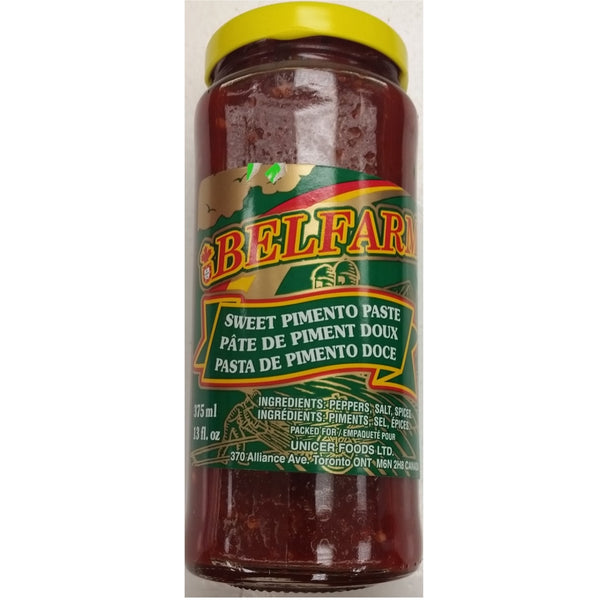 Belfarm Sweet Pimento Paste 375ml