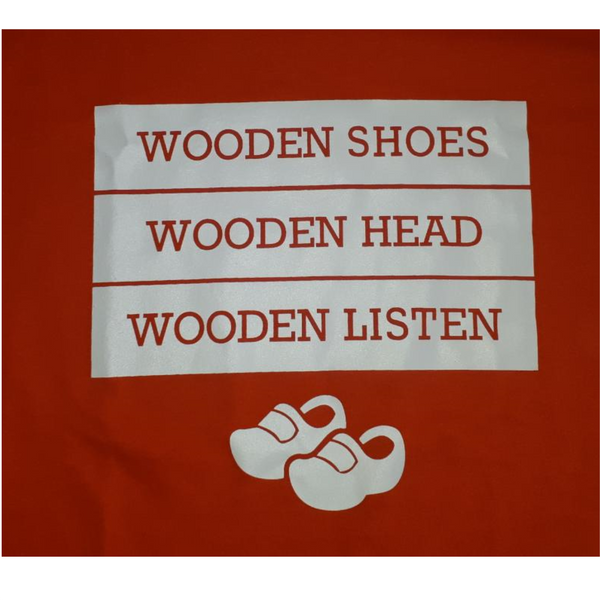 Wooden Shoe T-Shirt