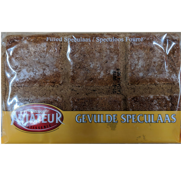 Aviateur Filled Speculaas
