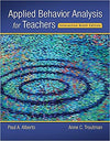 Applied Behavior Analysis for Teachers Interactive Ninth Edition ISBN-13: 978-0134027098