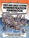UNIX and Linux System Administration Handbook (5th Edition) 5th Edition by Evi Nemeth 978-0134277554