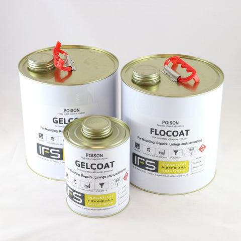 Gelcoats & Flocoats