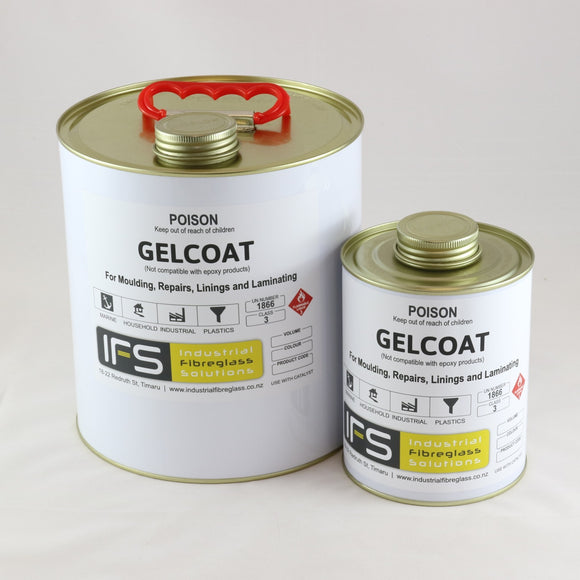 Gelcoat Red/Orange