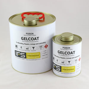 Gelcoat Tooling Green
