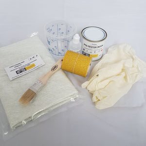 Fibreglass Repair Kit