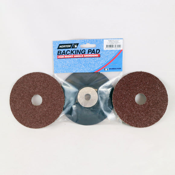 Abrasive disc 115mm