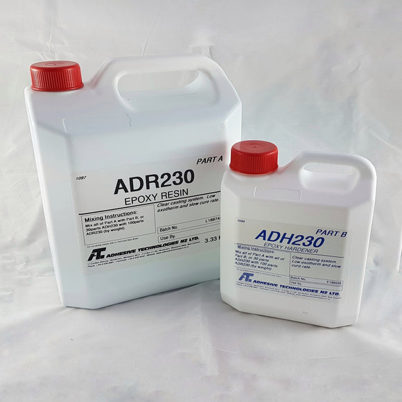 Epoxy Clear Casting Resin Kit ADR230