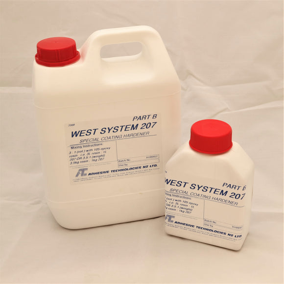 West Epoxy Hardner Coating 207