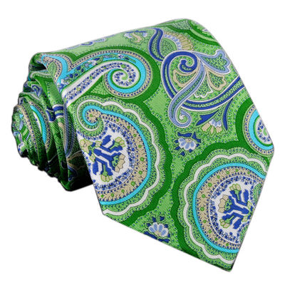 MARRAKESH TIE | PRINT PAISLEY | SILK