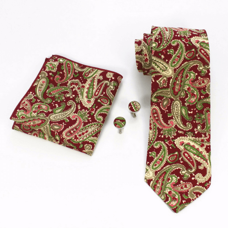 MAUI TIE SET | COTTON
