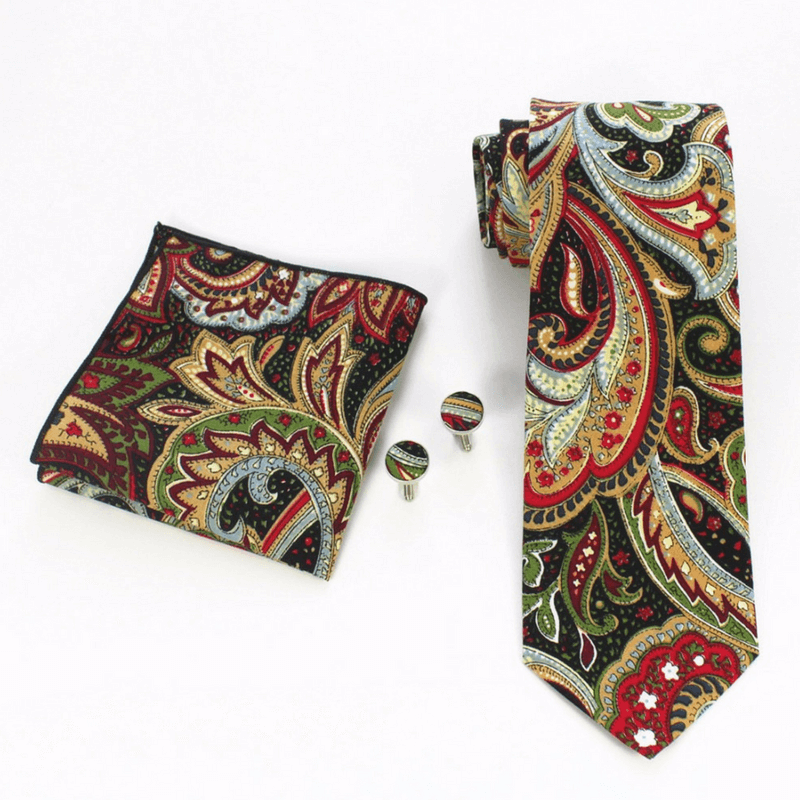 BALI TIE SET  | COTTON