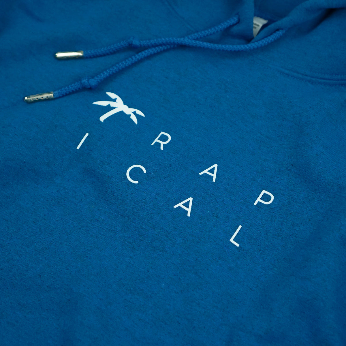 Pull Over Hoodie - Trapical