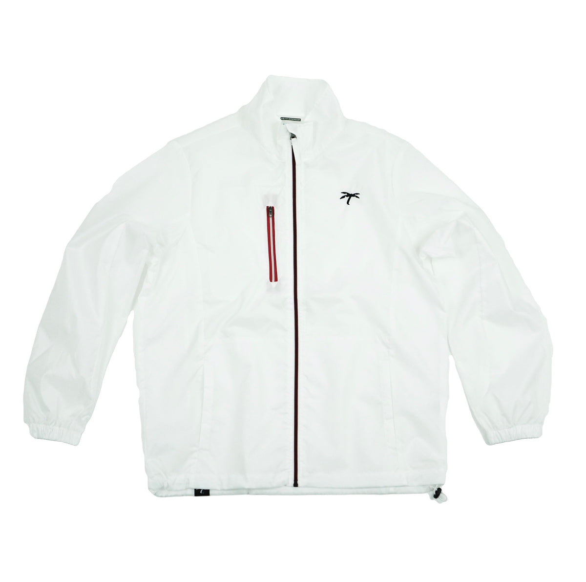 Wind Breaker White - Trapical