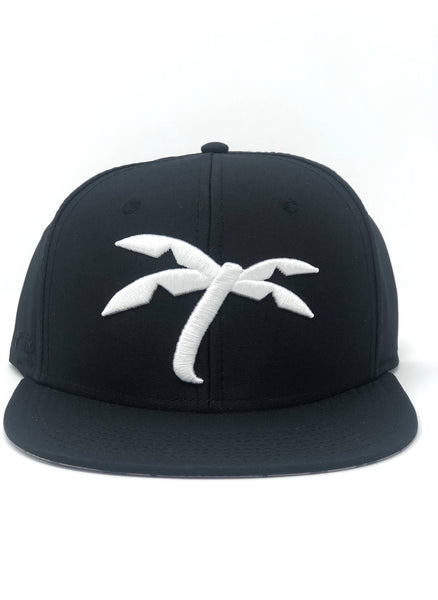 Black Palm Tree snapback