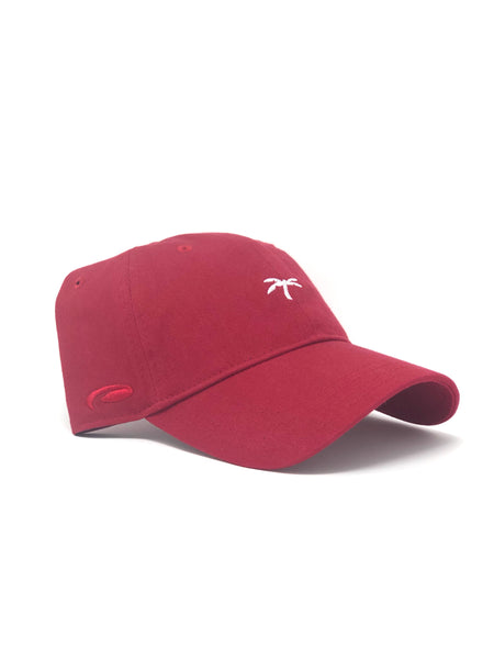 Dad hat red