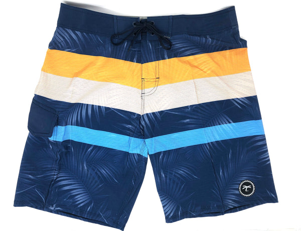 Swim Trunks stripes