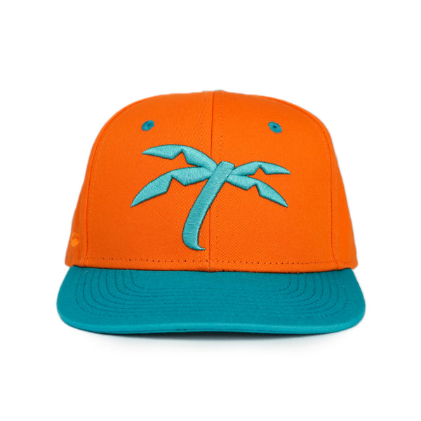 Palm Tree Snapbacks - Trapical