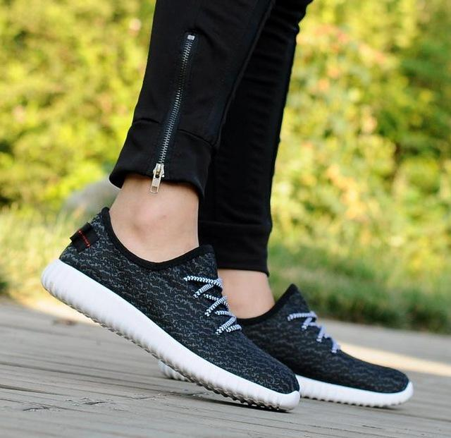 Mesh Slip On Breathable Casual Shoes
