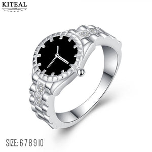 Watch Ring - Perfect Gift For Christmas