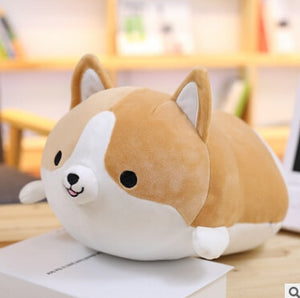 Squishy Plush Pillow