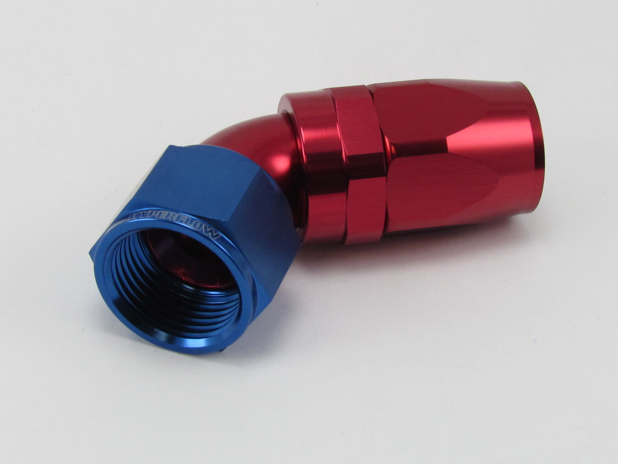 113 SERIES 60° MEGAFLOW SWIVEL HOSE END TAPERED