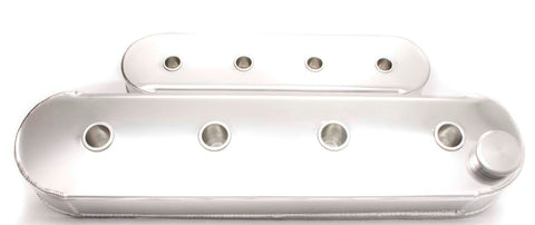 1540 SERIES VALVE COVERS FABRICATED ALUMINUM - GM LS SERIES