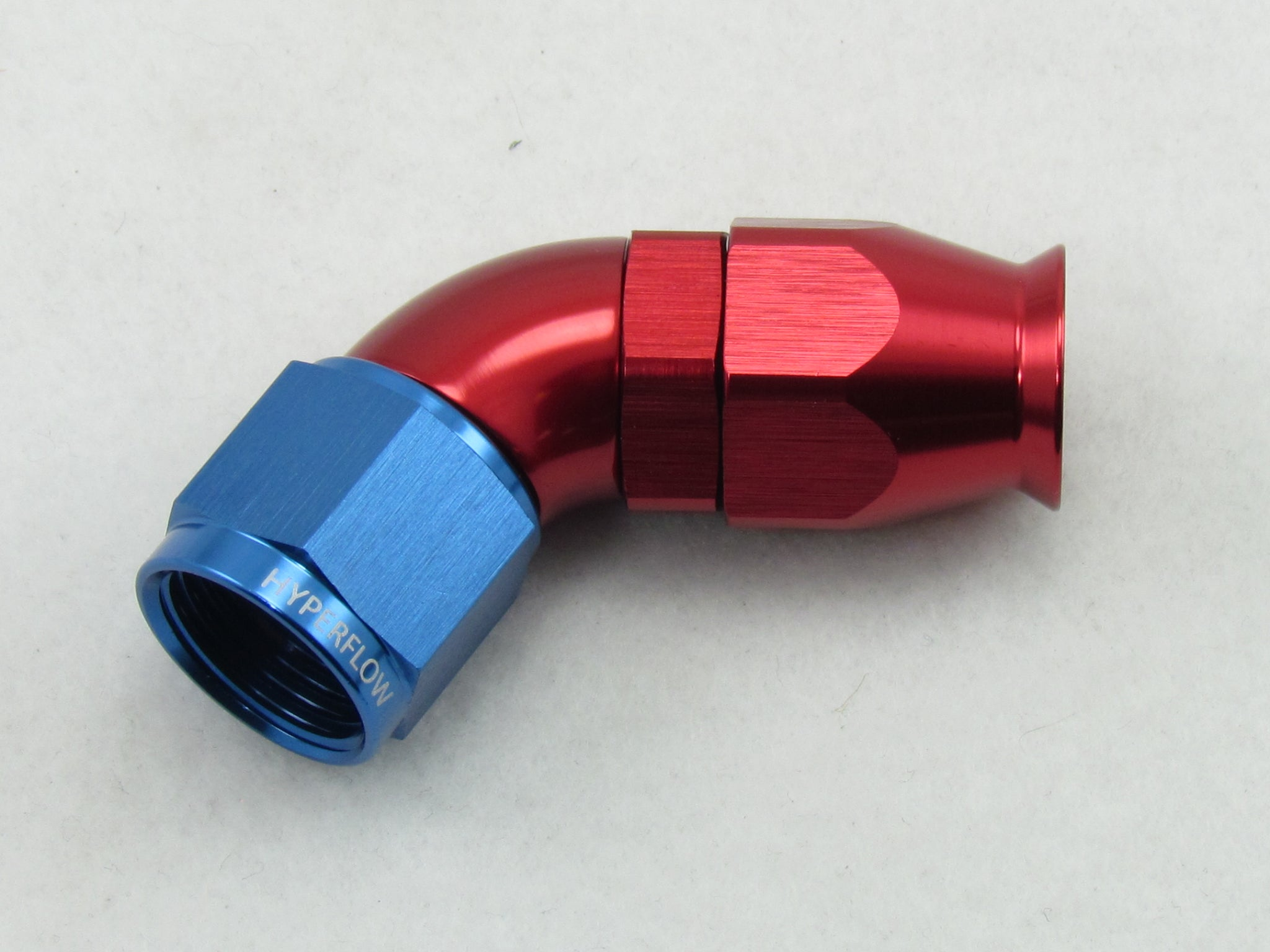 173 SERIES MEGAFLOW 60° TEFLON PTFE SWIVEL HOSE END