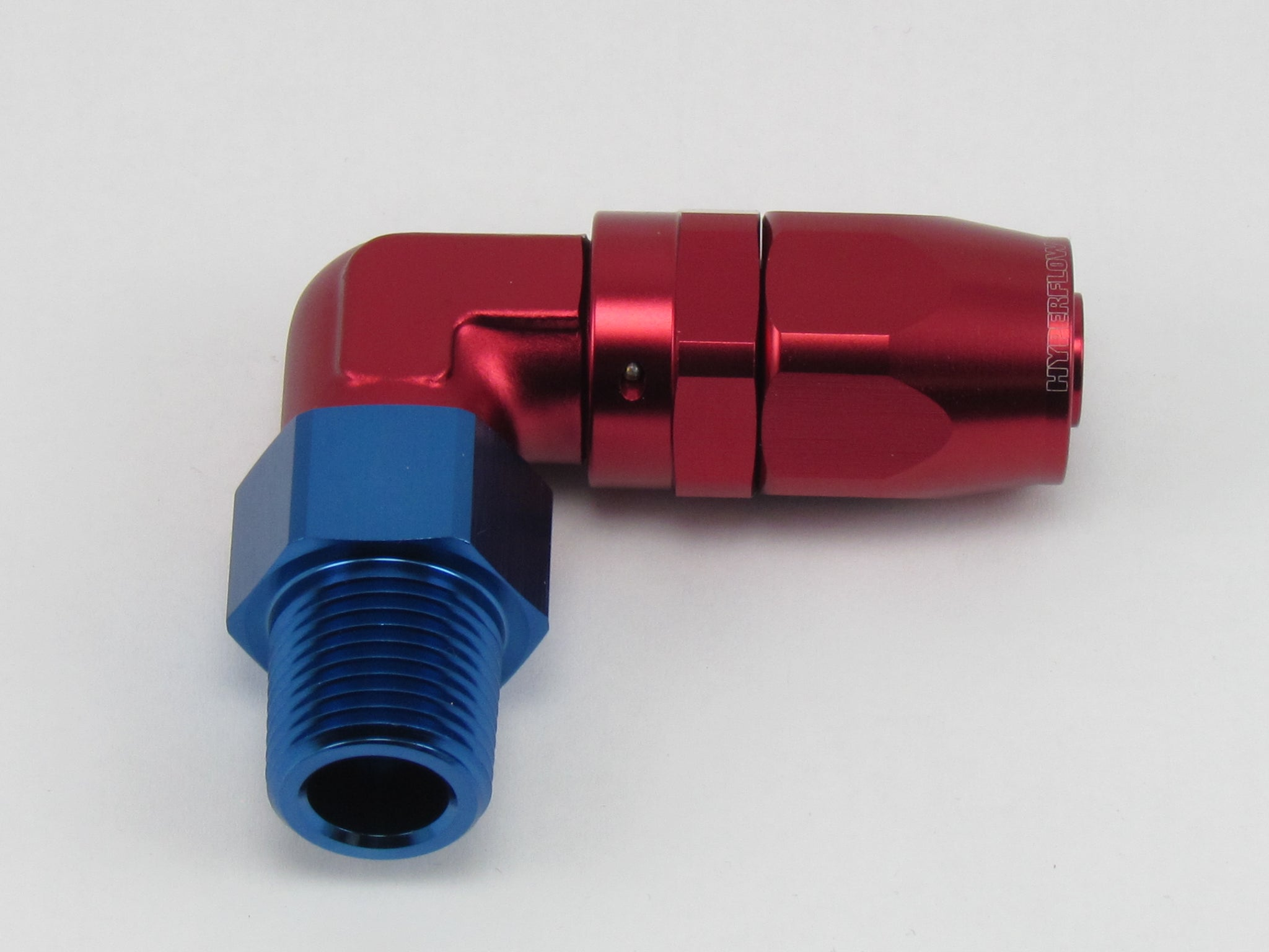 182 SERIES 90°FORGED SWIVEL HOSE END to NPT