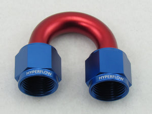 195 SERIES 180 DEGREE FEMALE COUPLER