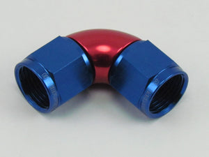 197 SERIES MEGAFLOW 90° FEMALE COUPLER