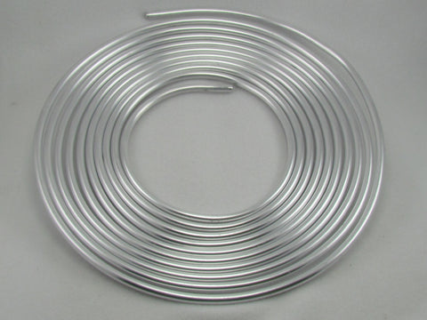 400 SERIES ALUMINUM HARD LINE TUBE - 25 FT