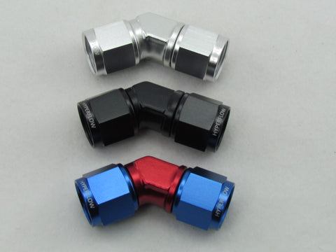 500 SERIES FEMALE to FEMALE 45° SWIVEL COUPLER