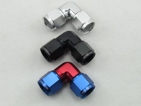 501 SERIES FEMALE to FEMALE 90° SWIVEL COUPLER