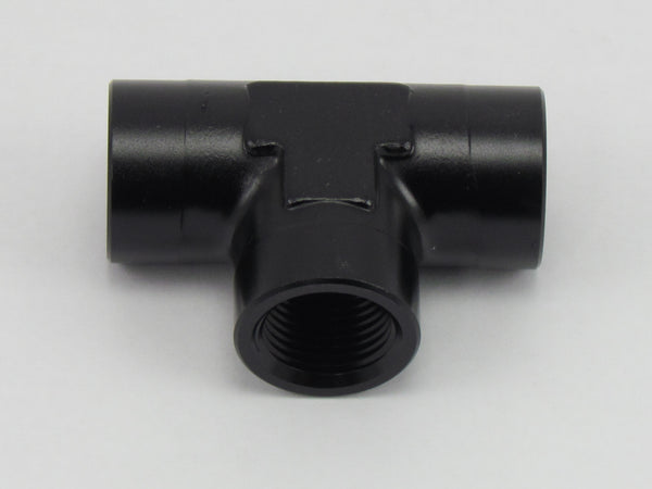 521 SERIES NPT FEMALE TEE ADAPTERS