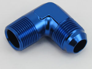 532 SERIES 90°AN FLARE TO NPT ADAPTERS