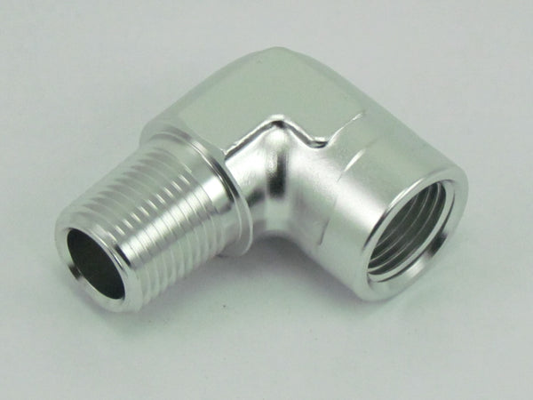 538 SERIES 90° NPT FEMALE to MALE ELBOW