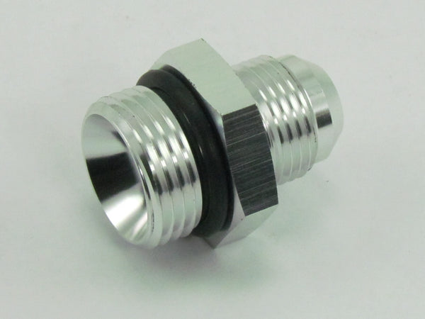 603 SERIES AN MALE FLARE to ORB PORT - STRAIGHT ADAPTERS