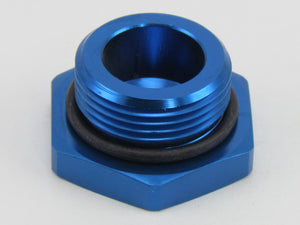 631 SERIES AN FLARE HEX PLUG ORB - O'RING SEAL