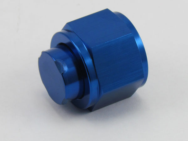 633 SERIES AN FEMALE FLARE CAP ADAPTER