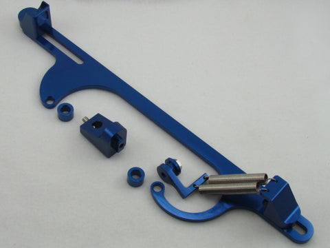 748 SERIES THROTTLE CABLE BRACKET KIT - 4150