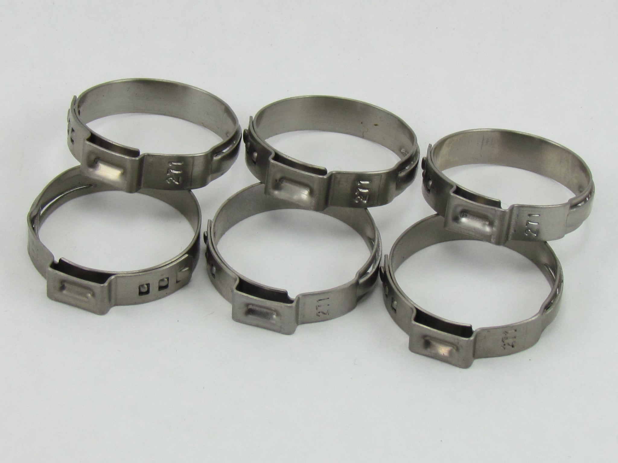 791 SERIES PUSH-LOCK STAINLESS STEEL PRO CLAMPS