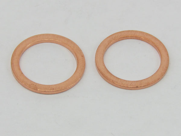 792 SERIES COPPER WASHERS - METRIC