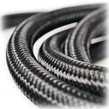 930 SERIES NYLON BRAIDED HOSE LIGHTWEIGHT - BLACK