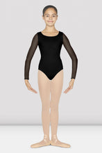 Girls Edaline Long Sleeve Leotard - CL4809