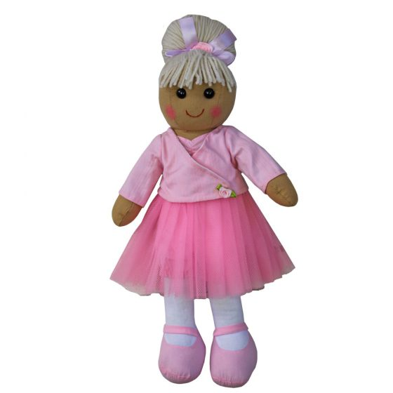 Ballerina Rag Doll 60cm - Powell Craft