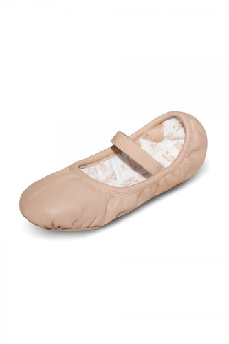 Bloch Giselle Leather Ballet Shoes