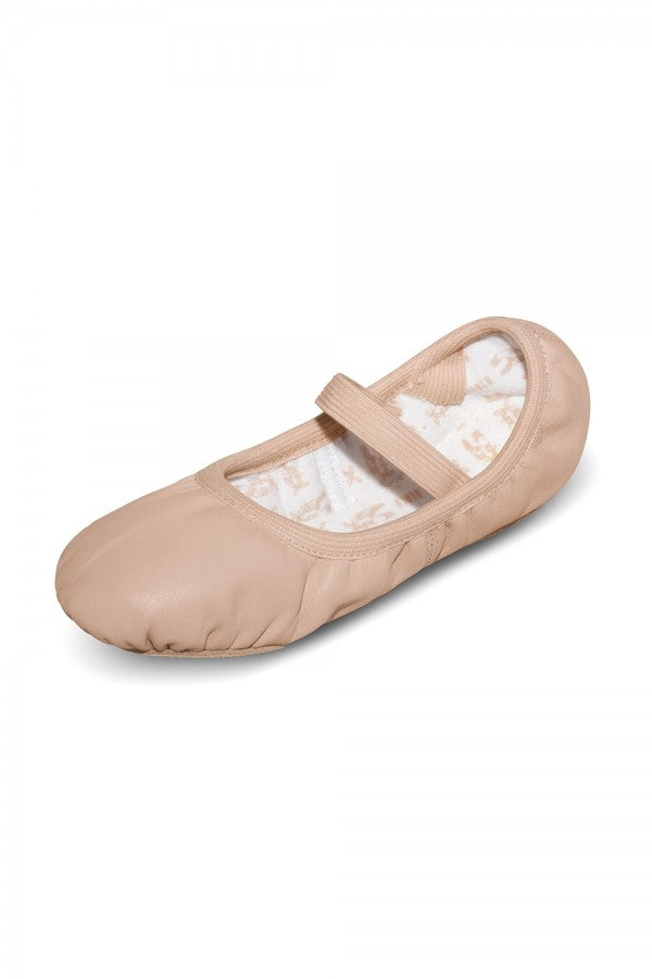 BLOCH - Giselle Leather Ballet Shoes