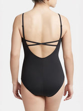 CAPEZIO Criss Cross Back Leotard - MC826W