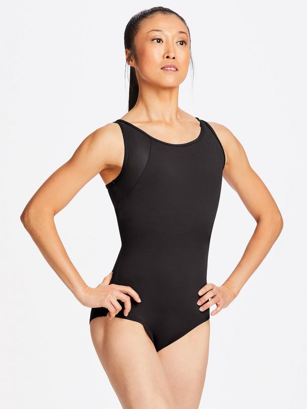 CAPEZIO High Neck Leotard  - 11291W